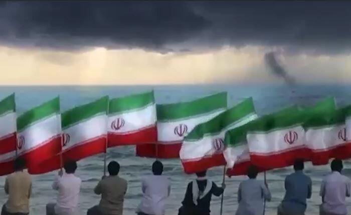 پرچم مقدس ایران