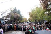تصاویر/  راهپیمایی مردم بجنورد در دفاع از اقتدار و امنیت کشور