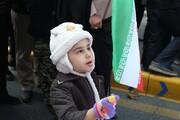 تصاویر/ راهپیمایی مردم خوی در حمایت از اقتدار و امنیت کشور