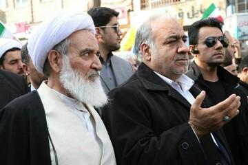 مردم کرمانشاه روز یکشنبه در دفاع از امنیت کشور به میدان می آیند