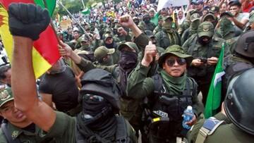نگاهی به کودتای نظامی در بولیوی در شبکه پرس تی وی