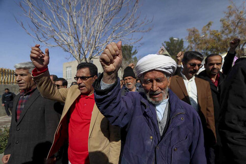 راهپیمایی مردم بیرجند در حمایت از اقتدار و امنیت کشور