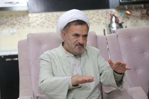 طلبه آزاده حجت الاسلام علی علیدوست ( مدت اسارت ده سال )