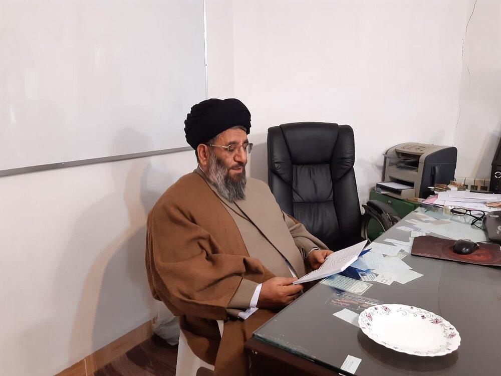 فیلم | امام جمعه خوی: شهید سلیمانی یک فرد نیست یک مکتب است