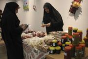 لبیک به ندای رهبری در جهاد اقتصادی توسط همسران طلاب و روحانیون
