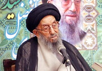 آیت الله میرمحمدی خود را وقف خدمت عالمانه و متعهدانه به نظام اسلامی نمود