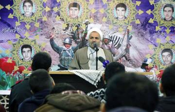 تصاویر/ نشست بصیرتی با موضوع اغتشاشات اخیر در مدرسه امام خمینی(ره) بجنورد