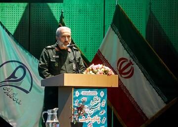 فرمانده سپاه تهران: بانوان بسیجی به دنبال رفع آسیبهای اجتماعی هستند