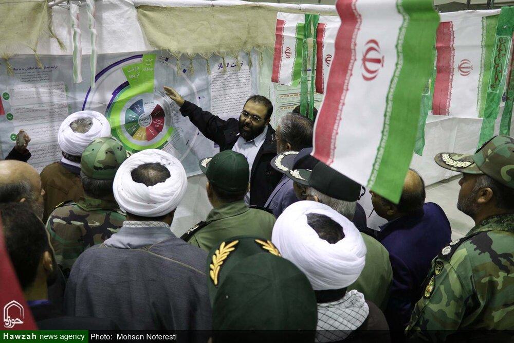 تصاویر/ نمایشگاه جهاد، خدمت و شهادت در بیرجند