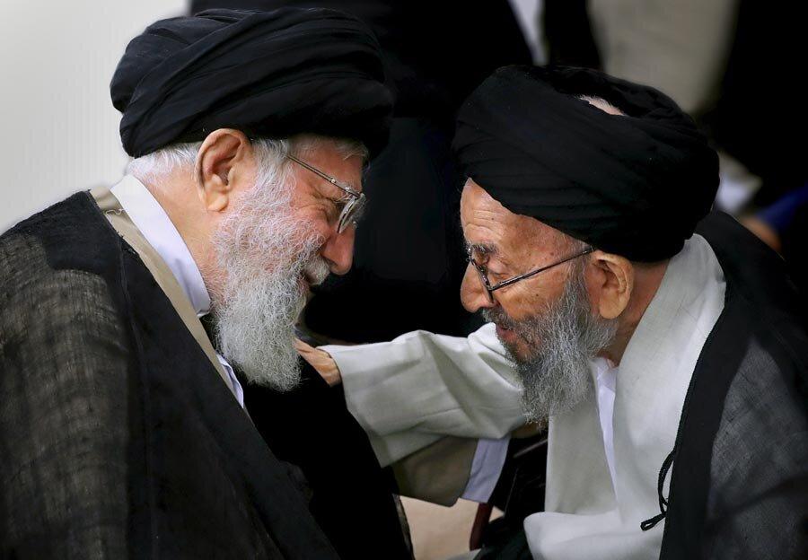 پیام تسلیت رهبر معظم انقلاب در پی درگذشت آیتالله سیدابوالفضل میرمحمدی
