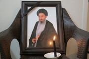 پیکر آیت الله میرمحمدی در قم تشییع وتدفین شد