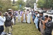 تظاهرات جالب مردم پاکستان علیه اقدام توهین به قرآن در نروژ+تصاویر
