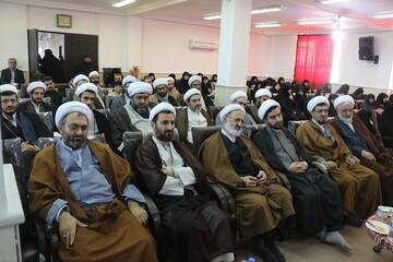 بالصور/ الحفل الختامي لمهرجان العلامة الحلي الرابع بمحافظة مازندران شمال إيران