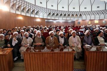 بالصور/ انعقاد مؤتمر لمبلغي الأربعين الحسيني بقم المقدسة