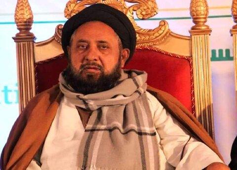 نائب رئیس وفاق المدارس پاکستان