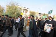 تصاویر/ راهپیمایی یزدی ها در حمایت از اقتدار و امنیت کشور