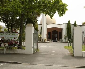 واکنش پلیس نیوزیلند به آتشبازی در نزدیکی مسجد کرایستچرچ
