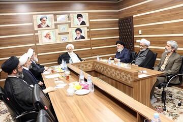 شورای تخصصی انجمن های علمی حوزه یزد تشکیل جلسه داد