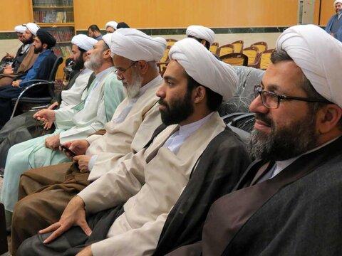 دبیر مجمع اساتید حوزه تهران