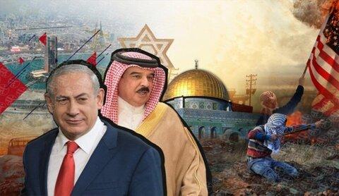 التطبيع العربي المخزي مع الاحتلال
