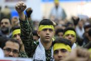 تصاویر/ همایش شکوه اقتدار و مقاومت چهل سال بسیج در خراسان جنوبی