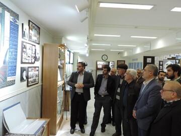 جمع آوری صد هزار سند مکتوب در مرکز اسناد حوزه و روحانیت