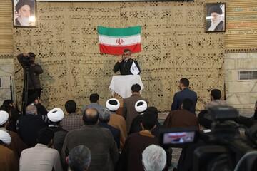 تصاویر/ همایش اقتدار ملی در مدرسه علمیه معصومیه
