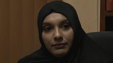 افسر زن مسلمان در ترینیدادوتوباگو حجاب را رسمی کرد