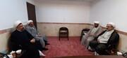 جلسه شورای هماهنگی نهادهای حوزوی استان یزد