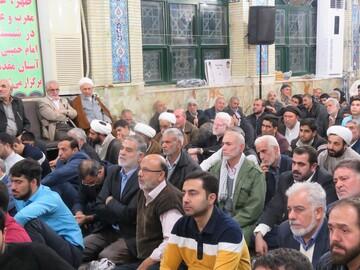 تصاویر/ یادواره شهدای طلبه و روحانی شهرستان سمنان
