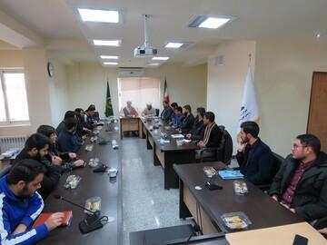 تصاویر/ افتتاحیه کارگاه آموزشی مقدماتی مهارت رسانه ای در سمنان