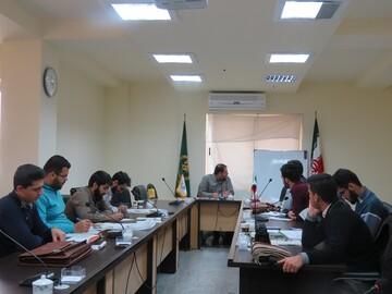 تصاویر/ کارگاه آموزشی مقدماتی مهارت رسانه ای در سمنان-۱