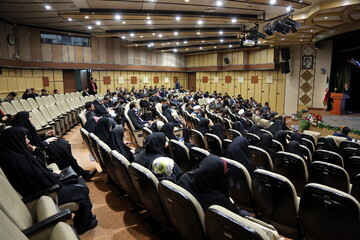 تصاویر/ دومین جشنواره مطبوعات، خبرگزاریها و پایگاههای خبری استان قم