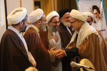 تصاویر/ اجلاسیه اساتید مراکز تخصصی و موسسات آموزش عالی حوزوی