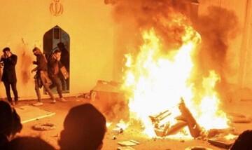 آتشزدن کنسولگری ایران در نجف کار وحدت شکنان مزدور است