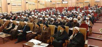 اجلاسیه مدیران و معاونین مدارس علمیه استان تهران برگزار شد +عکس