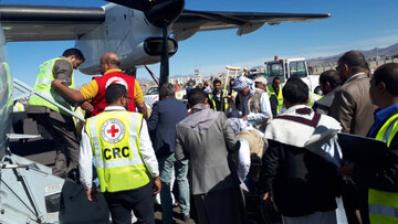 128 Houthi prisoners return to Yemen from Saudi Arabia: Red Cross