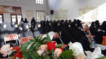 نشست اساتید سطح دو مدارس علمیه خواهران گلستان برگزار شد