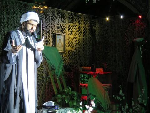 یادواره شهدای طلبه و روحانی شهرستان سمنان