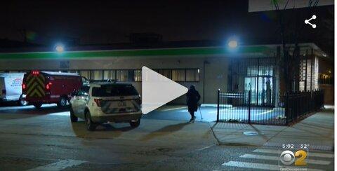 مقامات از آتش سوزی عمدی در مسجد شیکاگو خبر دادند.