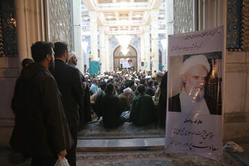 تصاویر/ مراسم بزرگداشت آیت الله حاج شیخ علی سعادت پرور ( پهلوانی تهرانی )