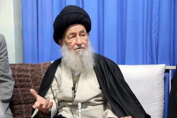 تسلیت حضرت آیت الله علوی گرگانی به مناسبت جان باختگان هم میهنان در کرمان و سقوط هواپیما
