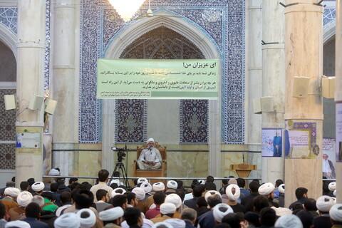 تصاویر / مراسم سالگرد آیت الله حاج شیخ علی سعادت پرور ( پهلوانی تهرانی )