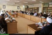 بالصور/ ندوة علمية لمديري أقسام البحث والتحقيق لمدارس حوزة أصفهان العلمية
