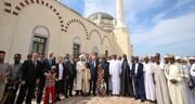 بزرگترین مسجد جیبوتی افتتاح شد