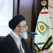 نیروی انتظامی در برابر اعتراضات مردمی با سعه صدر و متانت رفتار کرد