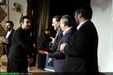 بالصور/ مهرجان الصحافة، ووكالات الأنباء، والمواقع الإخبارية لمحافظة قم المقدسة الثاني