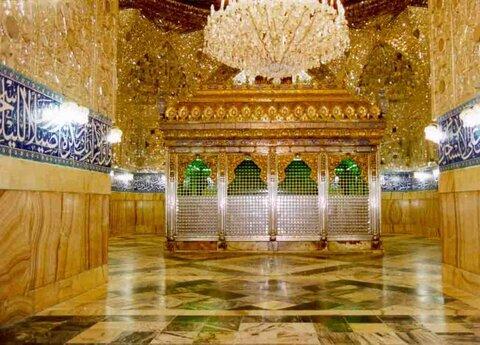 ضريح الإمام علي (ع)