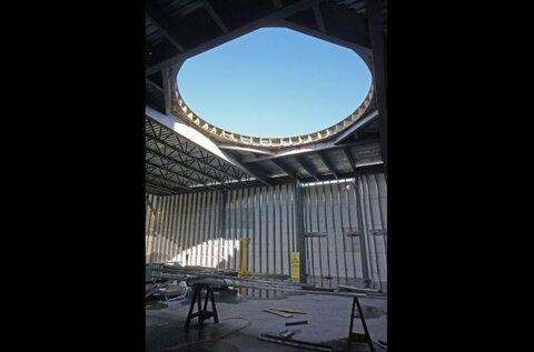 مسجد پاتاکیت تا تابستان سال آینده افتتاح می شود