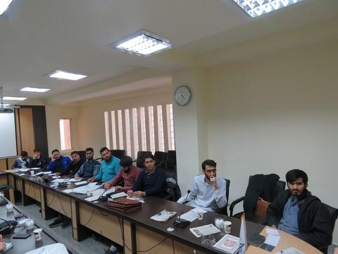 تصاویر/ کارگاه آموزشی مقدماتی مهارت رسانه ای در سمنان
